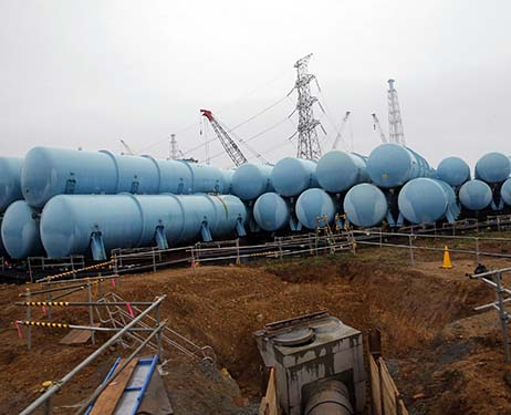 Japan Nuclear Water Woes