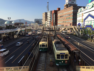 nagasaki-streetcars
