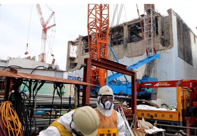 Image result for Fukushima nuclear disaster: Worker sues Tepco over cancer images