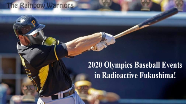 2020 olympics in radioactive fukushima
