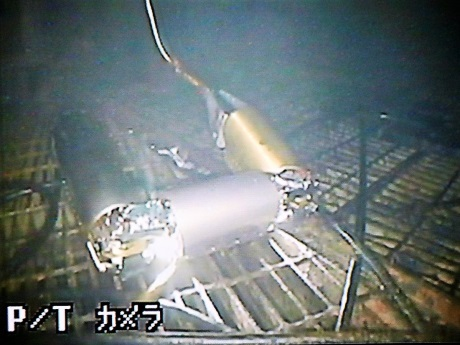 Fukushima Daiichi 1 PCV robot survey - 20.03.2017