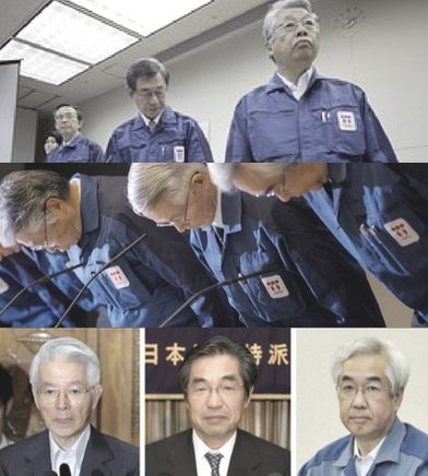 l3 key executive tepco