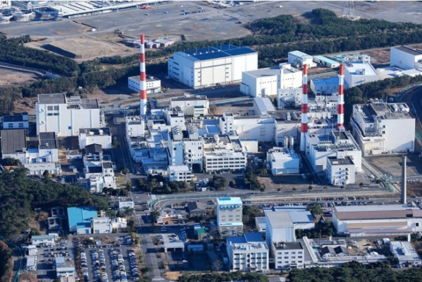 Tokai reprocessing site, Ibaraki.jpg