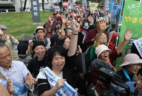 10 oct 2017 Fukushima court 2900 evacuees compensation
